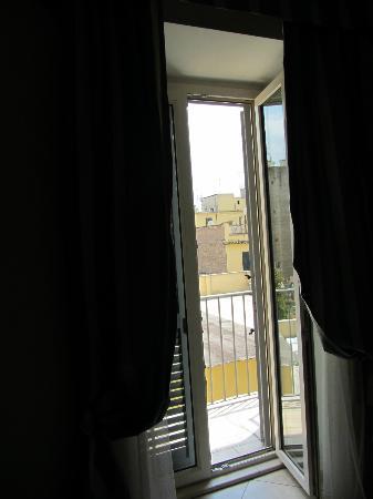 Taormina Hotel: Balcony