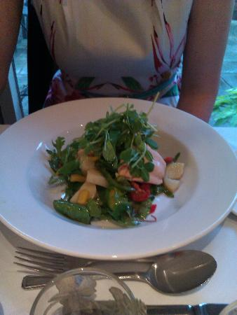 Regent Hotel Restaurant: Salmon
