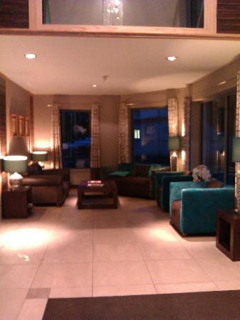Regent Hotel Restaurant: Hotel Reception
