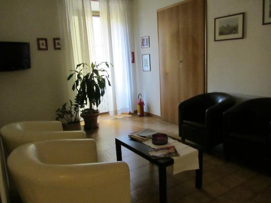 Taormina Hotel: Lobby area