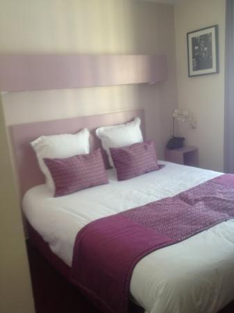Pink Hotel: notre chambre 310 au pink hôtel