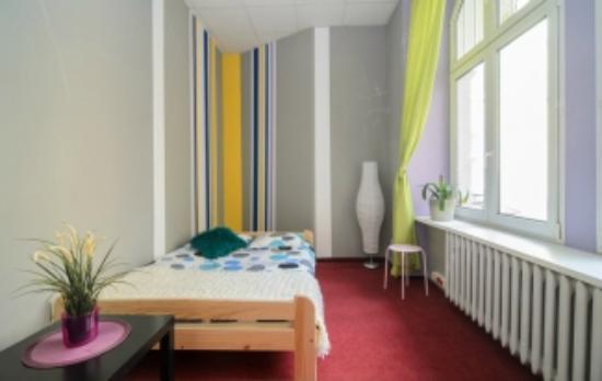 Absynt Hostel: pokój 207