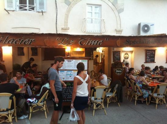 Le Time: 1 aout 2012 20h45