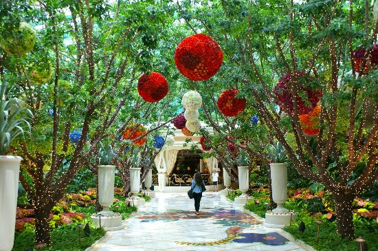 Lobby Area Picture Of Wynn Las Vegas Las Vegas