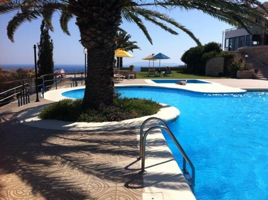 Pela Mare Hotel: Piscine Pela mare et Palm et la vue