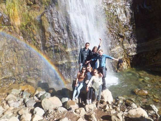 Santiago, Chile: Cascada