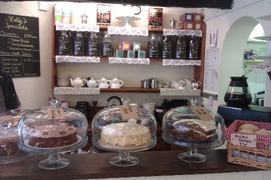 Molly's Tea Shoppe