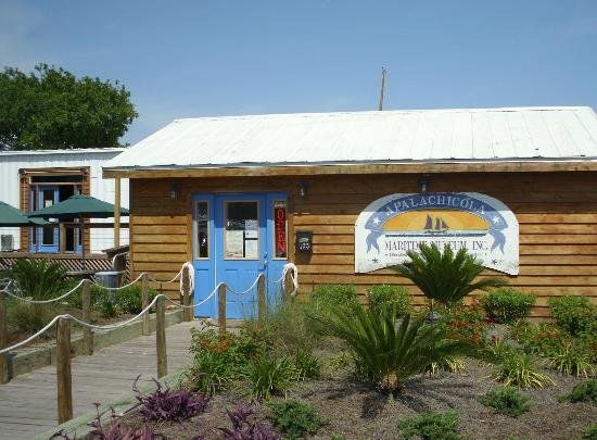 Apalachicola Maritime Museum: Gift shop