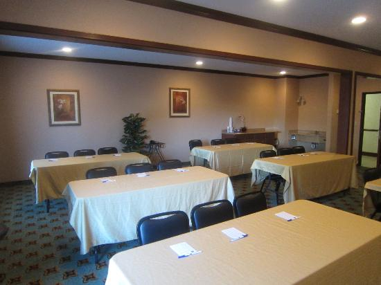 Best Western Grandbury Inn & Suites: Spacious New Meeting Room