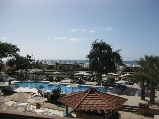 Hotel Morabeza : piscine