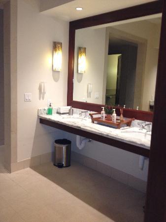 Mandara Spa at the Wailea Marriott : vanity