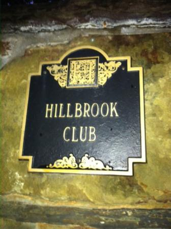 The Club at Hillbrook: Sign Post