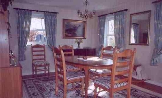 Scotholm Bed & Breakfast: Breakfast room