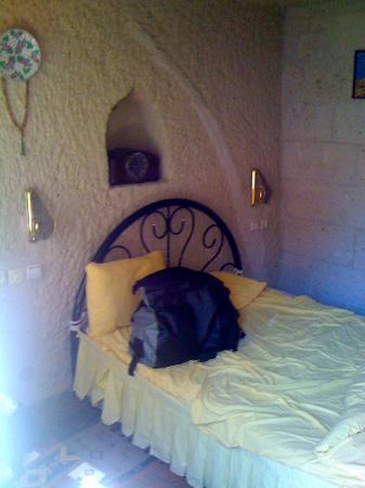 Dream Cave Hotel: la stanza