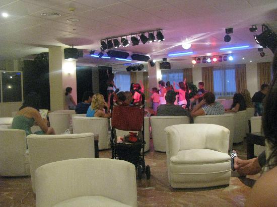 Hotel Los Patos Park: SALON DE ESPECTACULOS