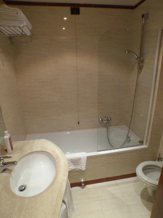 Hotel Capannelle: baño1