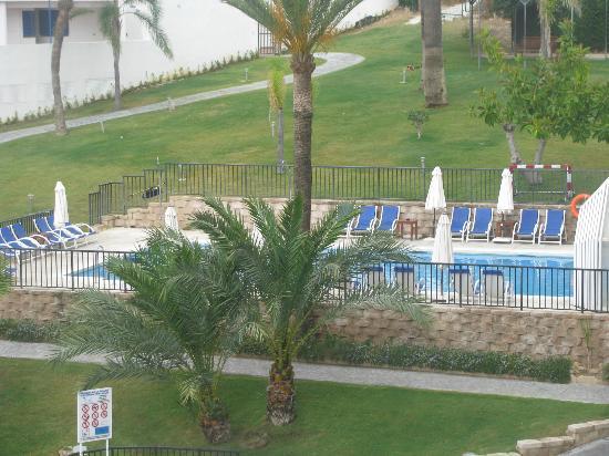 Hotel Los Patos Park: PISCINA/JARDÍN