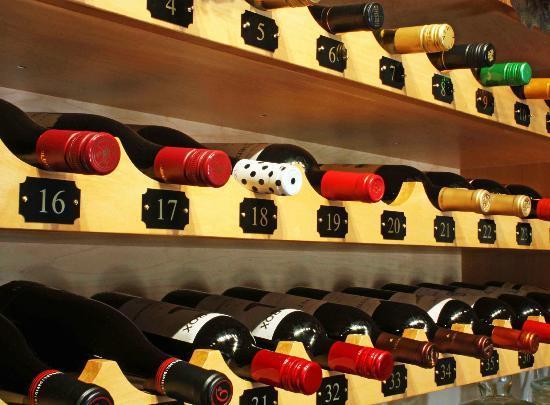 Cork and Catch: Cork & Catch Wine Rack