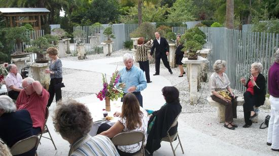 Book Party At Heathcote Bonsai Gallery Picture Of Heathcote Botanical Gardens Fort Pierce