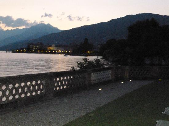 Grand Hotel Majestic: Beautiful evening view