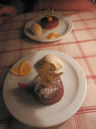 Le Troquet: desserts