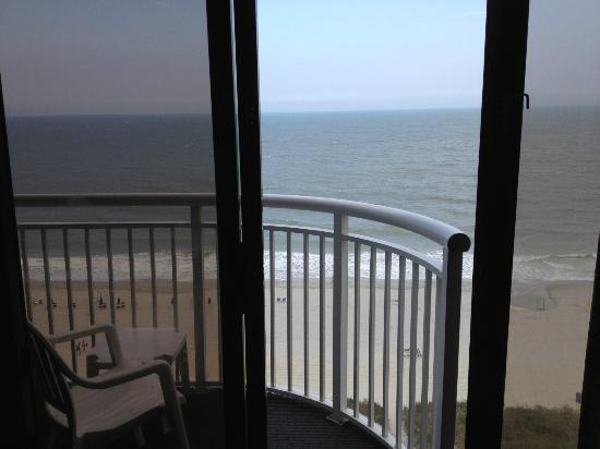 The Breakers Resort Balcony View Sailfish Tower