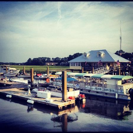 Bull River Marina and Tours