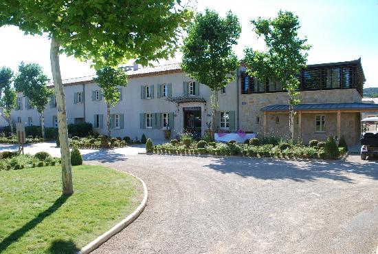 Jardins de Saint-Benoit: La réception