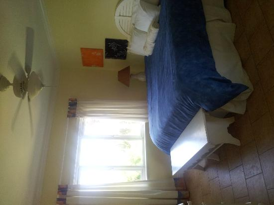 بينآبل فيلدز: Bedroom