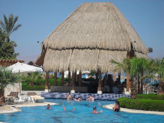 Strand Beach and Golf Resort Taba Heights : Pool Bar