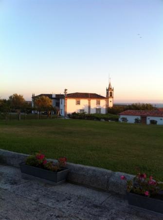 Quinta do Monteverde: Abendstimmung im Juli