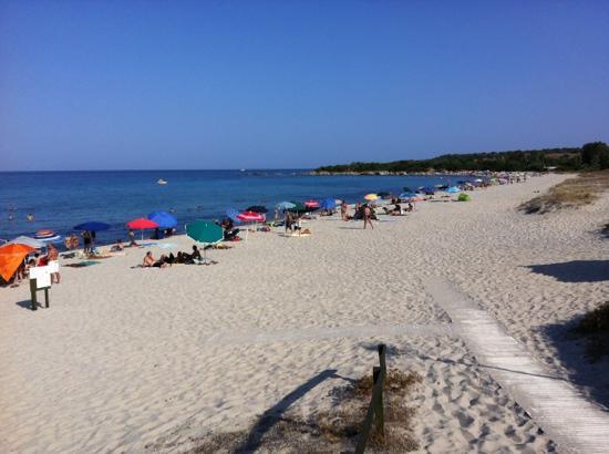 Bari Sardo, Italien: il litorale di Cea