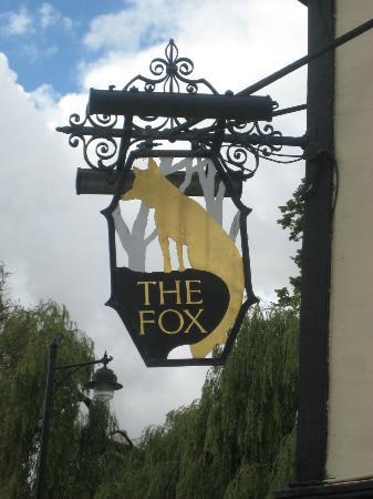 The Fox Inn: The Fox.