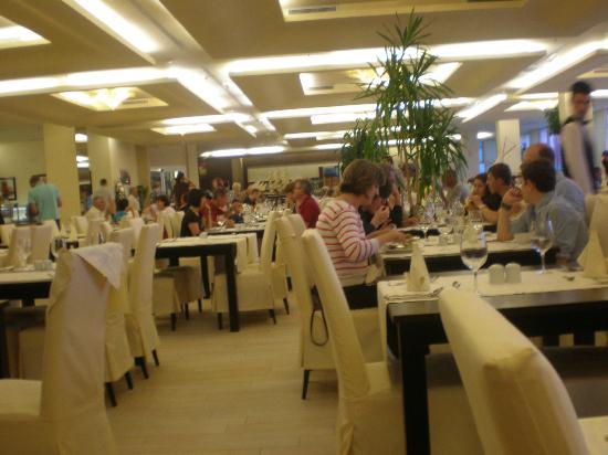Grand Hotel Park : Restaurant