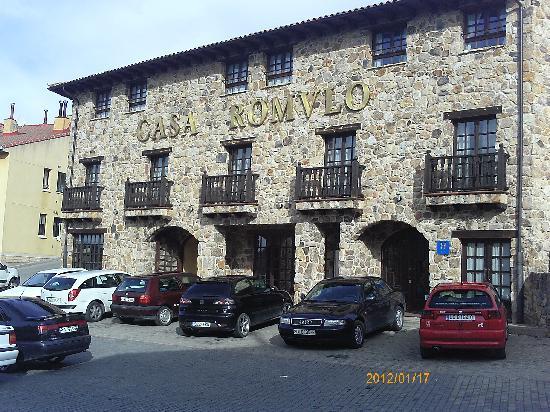 Casa Romulo