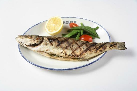 Fish House: Siberian fish