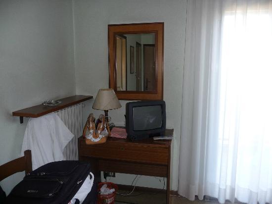 Hotel Terme Villa Piave: camera