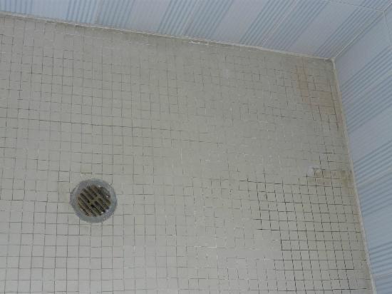 Hotel Terme Villa Piave: pavimento doccia