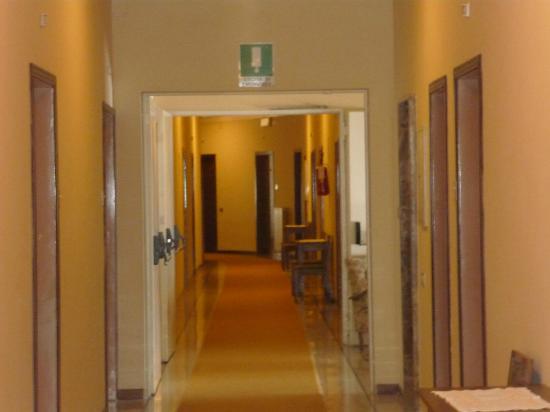 Hotel Terme Villa Piave : corridoio camere