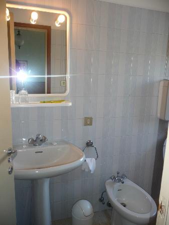 Hotel Terme Villa Piave: bagno