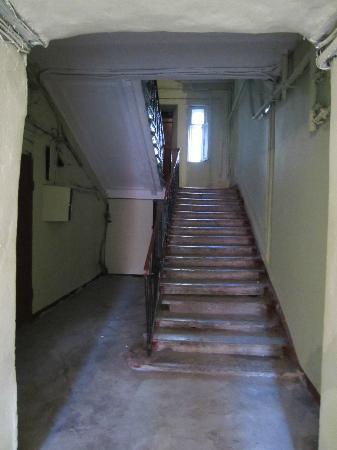 Fredericks: Escaleras
