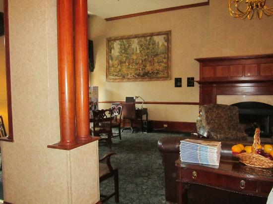 BEST WESTERN PLUS Independence Park Hotel: Hotel Lobby