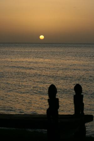 Laluna Hotel: Another wonderful sunset