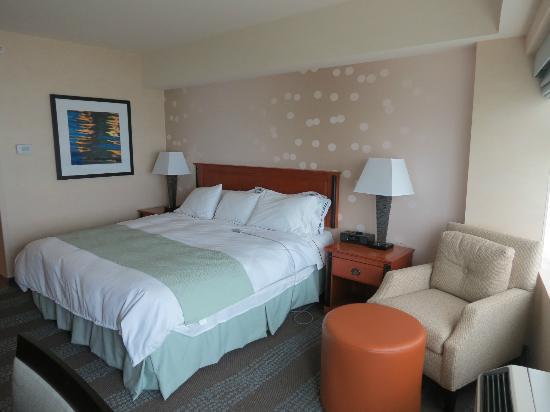 Radisson Hotel & Suites Fallsview: The room