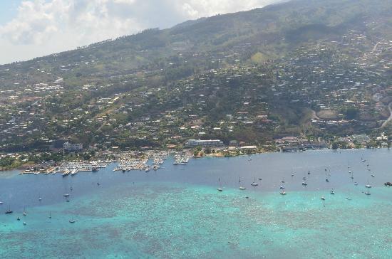 Tahiti-Helicopters: Full Island Tour of Tahiti