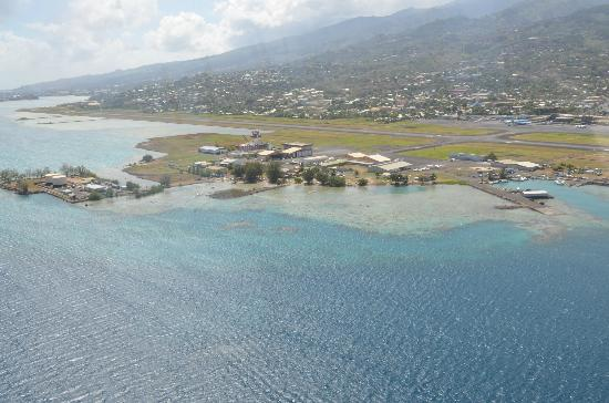 Tahiti-Helicopters: Full Island Tour of Tahiti - Faaa'a International Airport