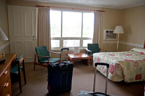 Silver Dart Lodge : North Lodge room