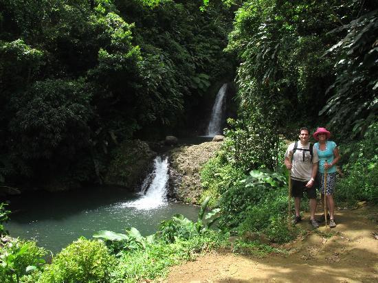 لالونا هوتل: Seven Falls Grand Etang