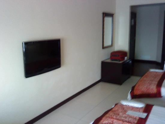 Portaluna Hotel&Resort: lcd tv