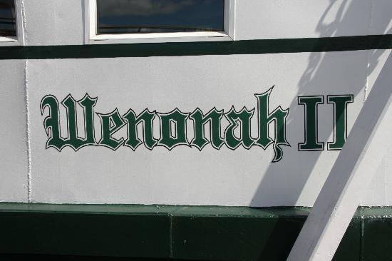 Muskoka Steamships: Wenonah II